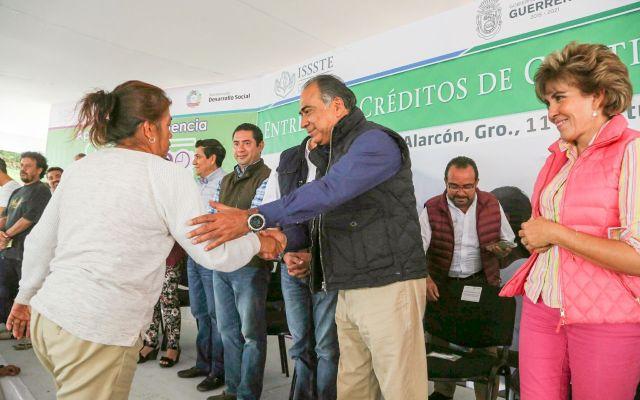 Héctor Astudillo se compromete con restauración de monumentos dañados tras sismo