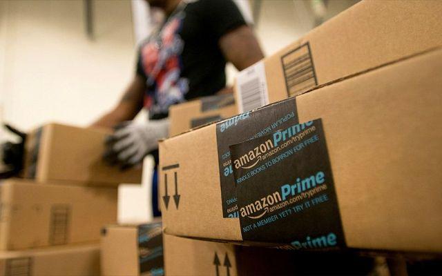 Amazon incluye paquetes falsos para atrapar a ladrones de mercancía - Los empleados de Amazon cobrarán un mínimo de 15 dólares por hora. Foto de Internet