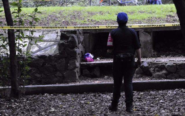 Encuentran cuerpo de recién nacido en Chapultepec - Foto de Quadratín