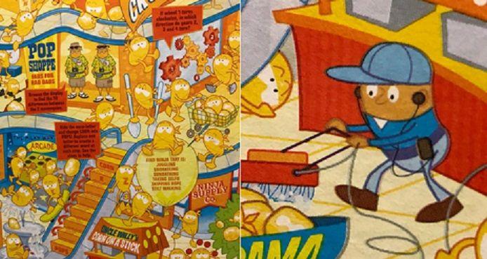 Kellogg's se disculpa por empaque racista de Corn Pops
