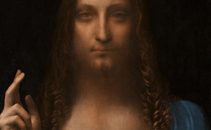 Subasta de cuadro de Da Vinci rompe récord con 450 mdd - Foto de Christie's