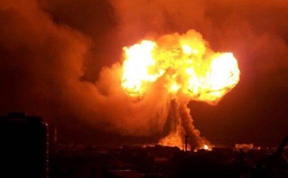 Explosión en gasolinera de Ghana deja al menos siete muertos