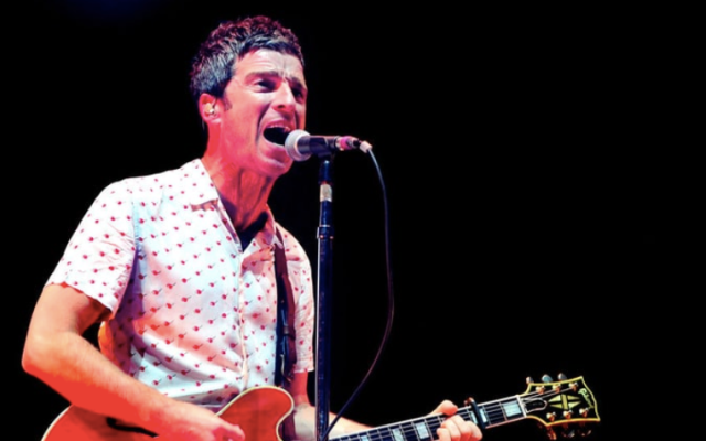 Noel Gallagher estrena sencillo 'Holy Mountain' - Foto de Rolling Stone