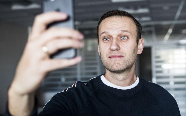 Rusia libera a líder opositor tras pasar 20 días detenido - Foto de Evgeny Feldman/Navalny Campaign vía AP