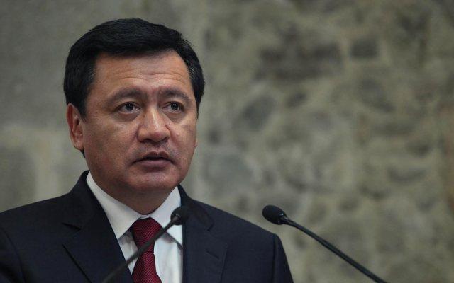 """""""Esta elección es muy competitiva. No está escrita la historia"""": Osorio Chong - Foto de Internet"""