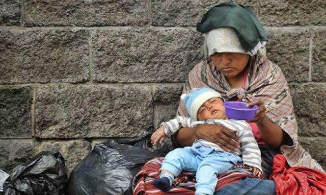 Más de la mitad de la población en Puebla vive en condiciones de pobreza - Foto de Getty