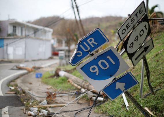 El 91 por ciento de los puertorriqueños sigue sin luz - Foto de Edison Power