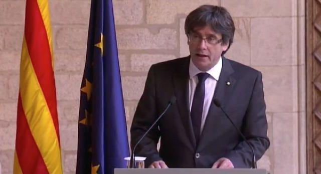 Puigdemont no convocará a elecciones