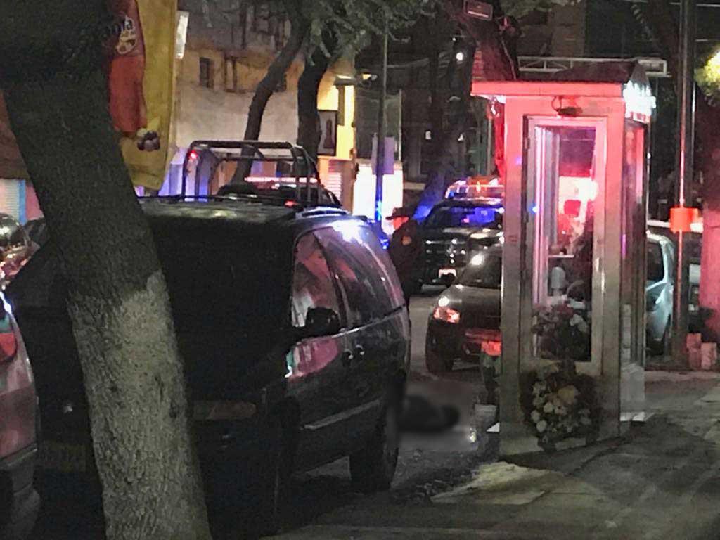 Asesinan a dos durante la madrugada de este martes en la CDMX