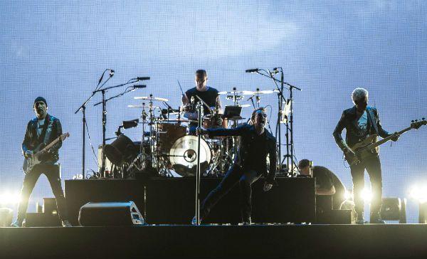 El Foro Sol se rinde ante U2