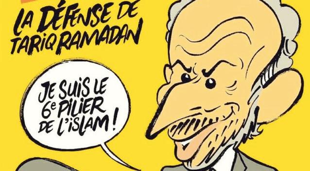 Nuevas amenazas contra 'Charlie Hebdo' por portada contra el Islam