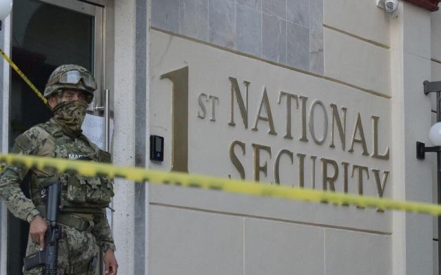 Director de empresa de cajas de seguridad en Cancún asegura que no huirá