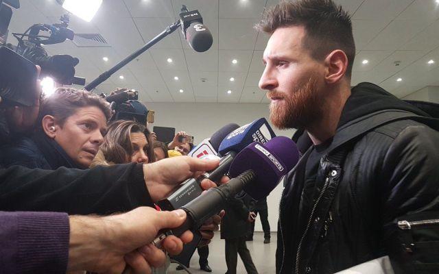 Exempleado demanda a la fundación de Messi por estafa -  Foto de @Argentina