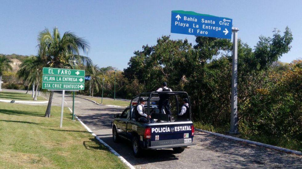 Enfrentamiento deja tres muertos en Oaxaca - Foto de Policia Estatal Oaxaca