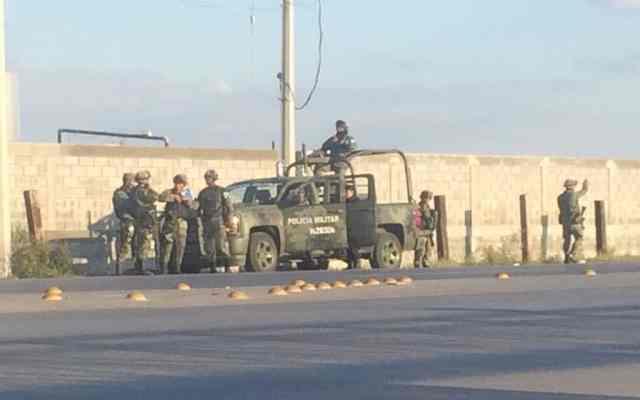 Riña en penal de Apodaca deja un muerto - Foto de Info7 Monterrey