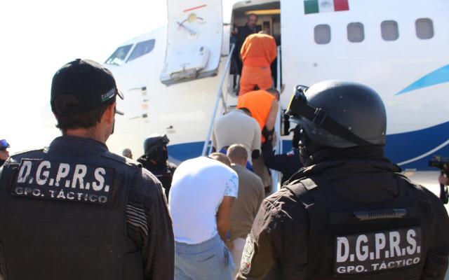 Trasladan a 49 reos de alta peligrosidad del Edomex a penales federales - Foto de Edomex Informa