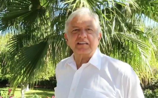 AMLO plantea indulto a narcotraficantes para lograr la paz - Captura de pantalla