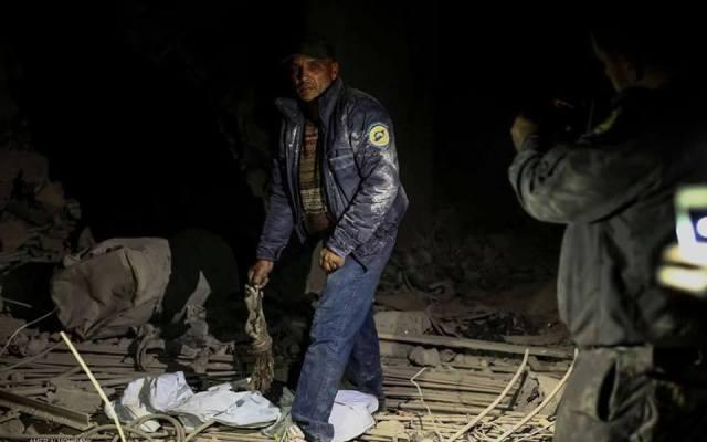 Ataques de gobierno sirio contra rebeldes en Damasco dejan 22 muertos - Foto de Internet