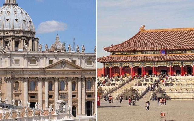 """""""Diplomacia del arte"""", la apuesta de diálogo entre China y el Vaticano - Foto de Internet"""