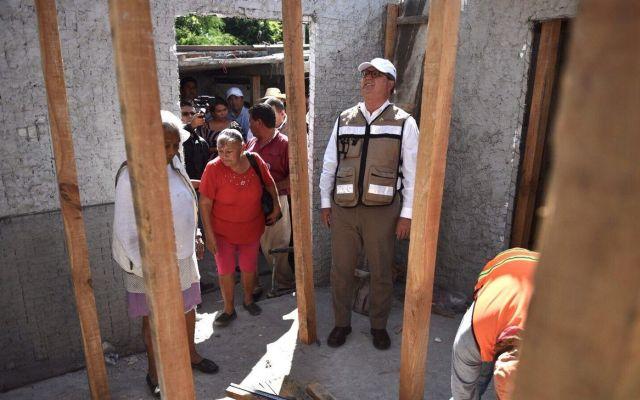 Reconstrucción en Jojutla durará seis meses: Graco Ramírez - Foto de @gracoramirez