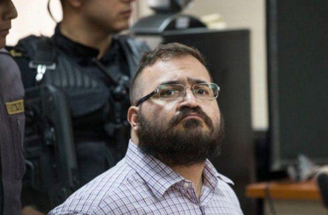 Javier Duarte se niega a asistir a audiencia con la PGR - Javier Duarte. Foto de XEVA Tabasco