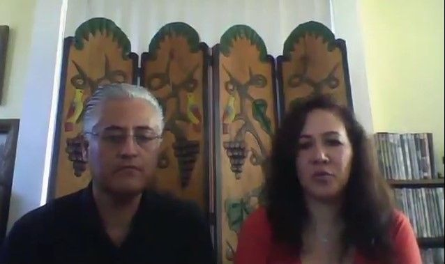 #Video Reaparecen rector de la UAEM y su esposa