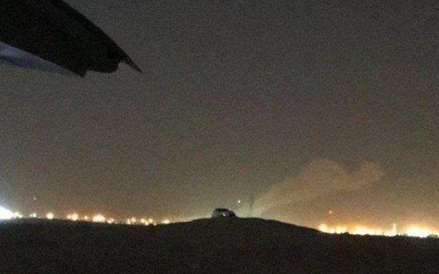 Arabia Saudita intercepta misil balístico en su capital