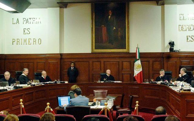 Admite SCJN ocho controversias contra Ley de Seguridad Interior - Foto de Internet