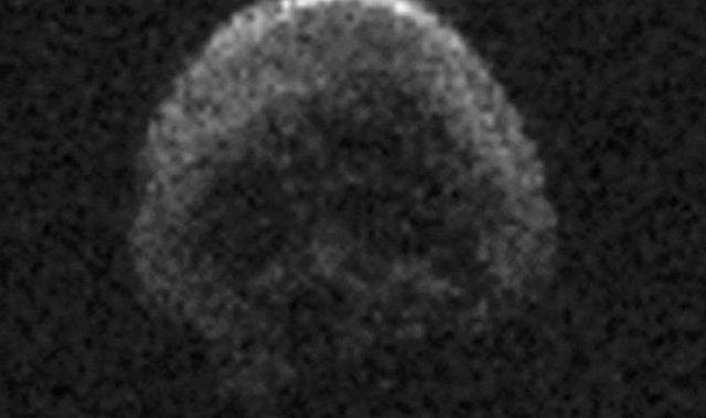 Asteroide con forma de calavera se acercará a la Tierra en 2018
