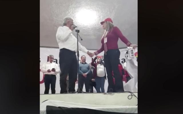 Activista transgénero pide apoyo a López Obrador