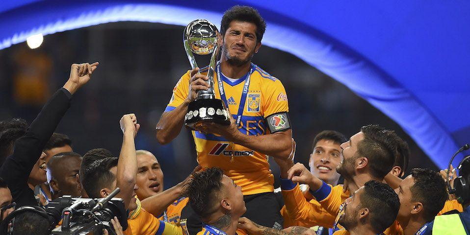 Tigres campeón en la casa de Rayados - Tigres campeón del Apertura 2017