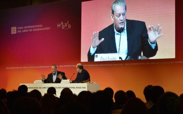 Gestiones con la nueva administración, reto de la FIL - Foto de Tania Villanueva/ López-Dóriga Digital