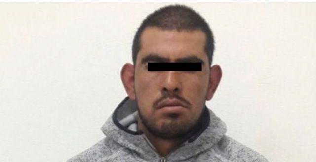 Vinculan a proceso a presunto asaltante de Adolfo Lagos - Foto de FGE Edomex