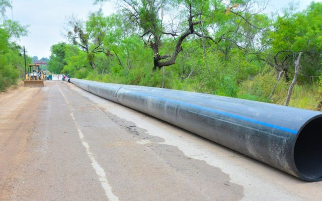 IEnova examina construcción de ductos en México - Foto de Gobierno de Piedras Negras