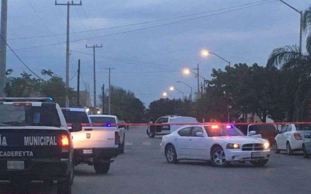 Muere niño por disparo de arma de fuego en primaria de Nuevo León - Foto de @Contraportada_r