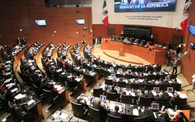 Senadores reúnen 43 firmas para impugnar Ley de Seguridad Interior - Foto de Senado
