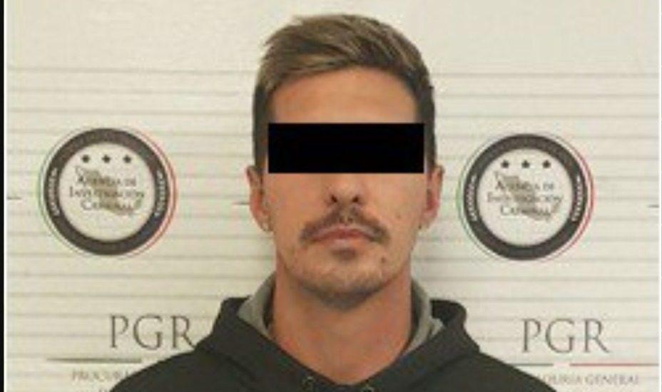Se entrega Fabbro a la justicia mexicana - Foto de AIC