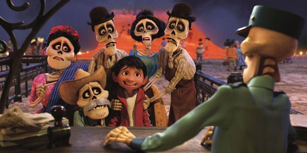 #VIDEO Pixar difunde canción inédita de Coco - Foto de Internet