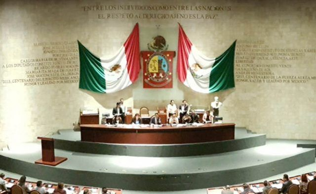 Congreso de Oaxaca incrementa al doble su gasto para 2018 - Foto de Quadratín