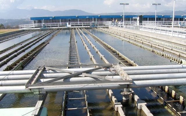 Suministro de agua baja 50 por ciento por mantenimiento en Cutzamala - Foto de Internet