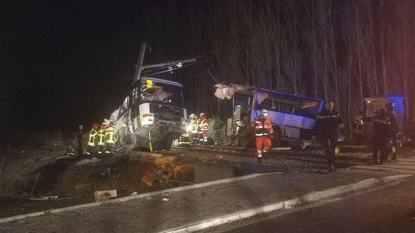 Mueren cuatro niños en accidente en Francia - Foto de Antena 3