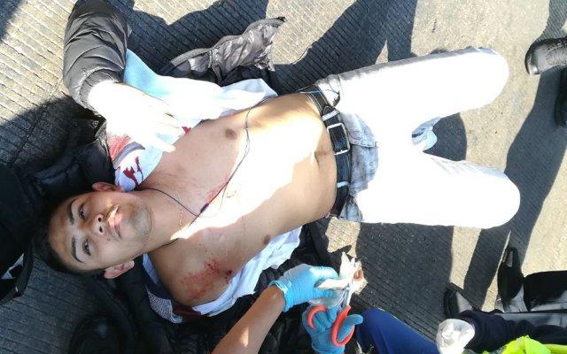 Abaten a presunto ladrón de conductor en Benito Juárez - Foto de Quadratín