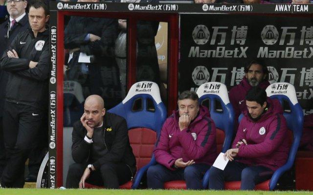 Crystal Palace rompe racha de victorias del City - Foto de AP