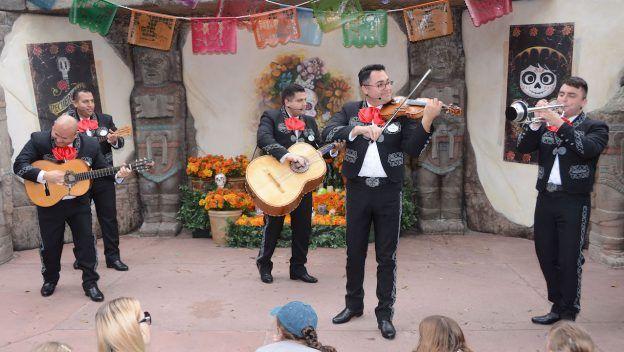 Coco tiene nuevas atracciones en parque de Disney - Foto de Disney