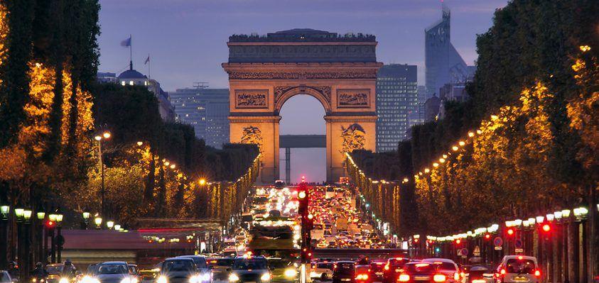Francia es el país del año, según The Economist