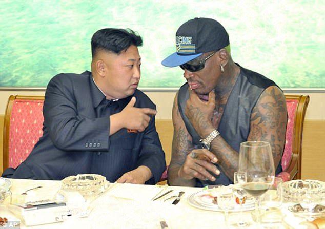 """""""Kim Jong-un es un niño con armas nucleares"""": Dennis Rodman - Foto de CBS"""