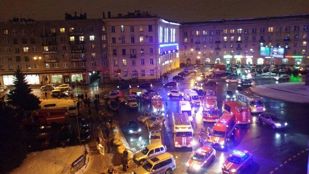 Estado Islámico se atribuye ataque en San Petersburgo - Foto de @5tv