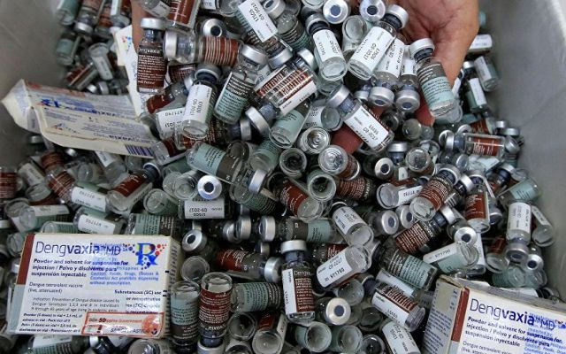 Analizan efectividad de vacuna contra el dengue - Foto de Reuters