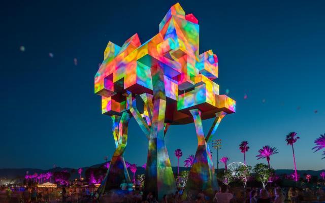 Revelan cartel para Coachella 2018