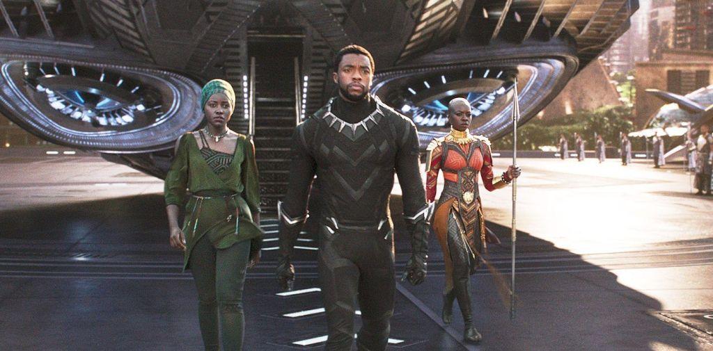 Lanzan nuevo trailer de Black Panther - Foto de Marvel